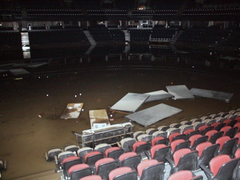 Calgary Flames: Flooded Saddledome Will Be Ready for Season