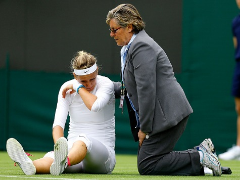 Injuries Force Seven Players to Withdraw at Wimbledon