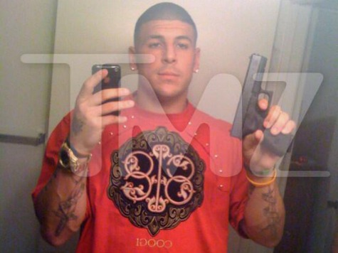 Hernandez Photo Leads to Disturbing 'Hernandezing' on Social Media