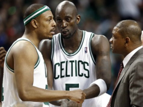 Report: Celtics Agree to Trade Pierce, Garnett to Nets