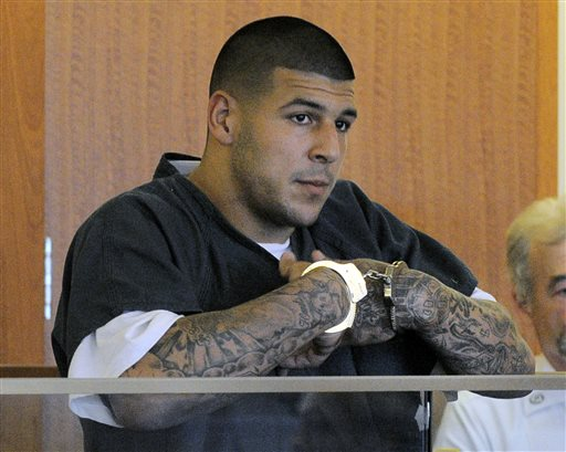 Hernandez Moved to New Cell Away from General Prison Population