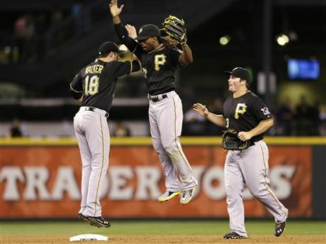 Pirates Luckiest Team; Cardinals Best