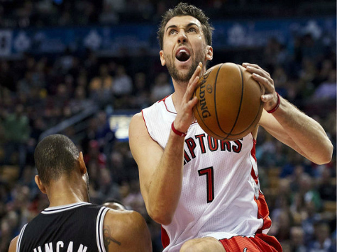 Knicks Enter 'Arms Race' in Poor Fashion, Acquire Bargnani