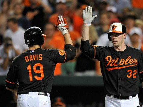 MLB Suspends Chris Davis 25 Games for Amphetamines