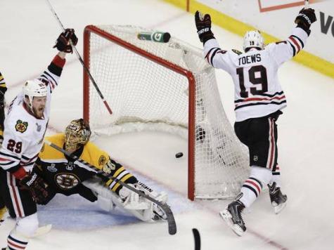Blackhawks 'Optimistic' Toews Will Play Monday
