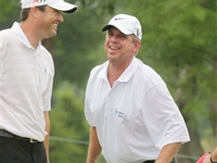 Saints Coach Sean Payton Caddies in PGA Tour Event