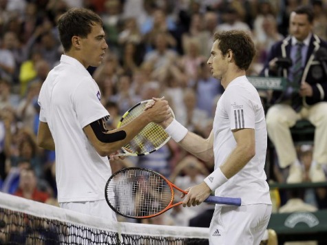 Murray Advances To Wimbledon Final