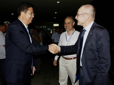 UN Visits N. Korea to Talk Sports