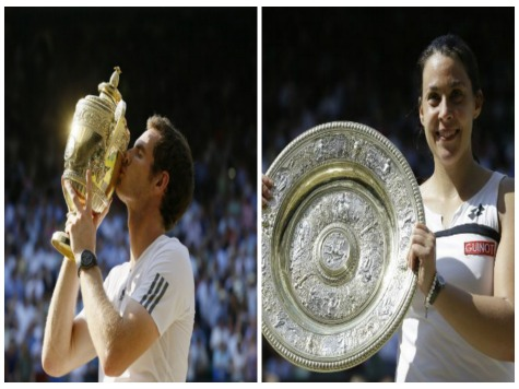 Analysis: 2013 Wimbledon May Go Down as the Craziest