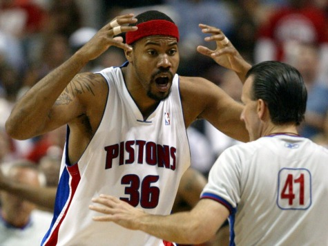 Ball Don't Lie: Detroit Hires Rasheed Wallace as Assistant Coach