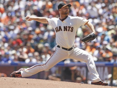 Cops: Drunk Giants Pitcher Groped Woman on Gurney