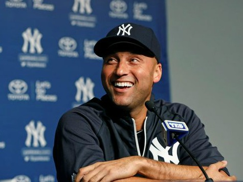 Jeter Will Start at DH, Bat Second in Lineup