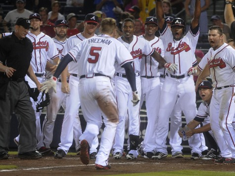 Freeman, Delabar Elected as All-Stars; Puig Misses