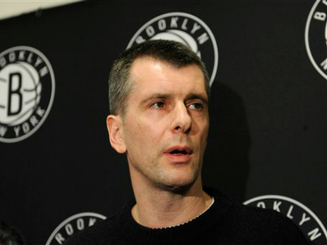 Nets Owner: 'Basketball Gods' Behind New Acquisitions