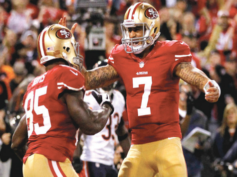 Whitner: Kaepernick can Expect Grief from Teammates over Nude Photos