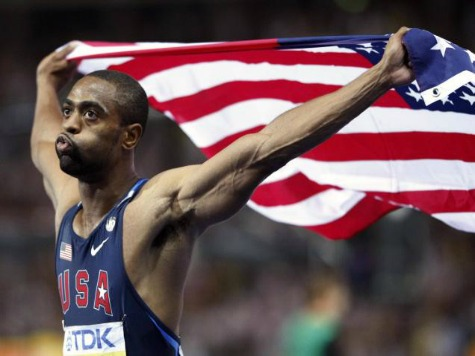 Tyson Gay Tests Positive for Banned Substance