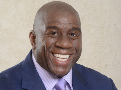 Report: Magic Johnson Frontrunner to Buy Clippers if NBA Owners Force Sale