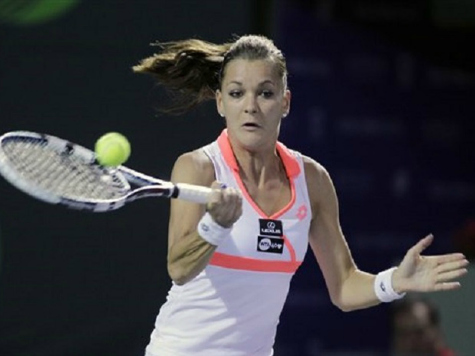 Nudity has Consequences for Tennis Star