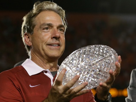 Column: Alabama Could Become College Football's Greatest Dynasty with Three-peat