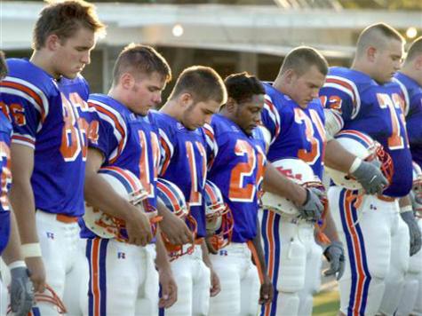 ACLU Spurs MI School District to Ban Team Prayer 'Tradition'