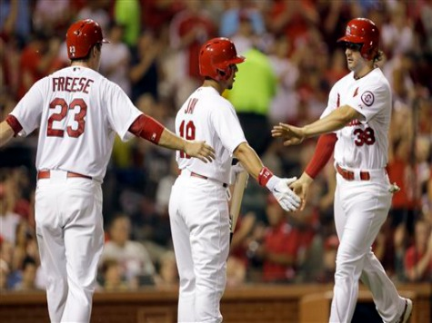 NL Power Rankings: St. Louis Cardinals Are The Team To Beat