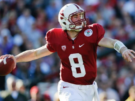 Star Stanford QB Indicates Support for Second Amendment, Unashamed of America