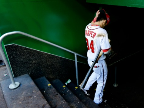 PANIC: Nats Drop Eckstein, Lose Game to Pirates