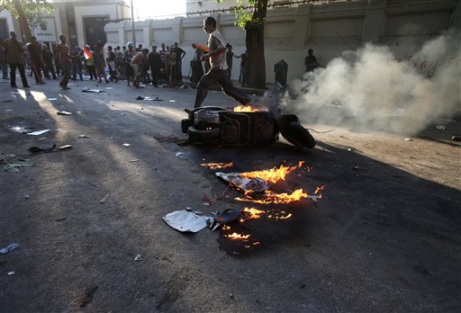 Egypt: 6 Dead in Cairo University Clashes