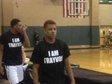 Youth Basketball Team Wears 'I am Trayvon' Shirts to Tourney