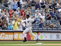 Yankee Captain Gets Curtain Call After Homering in First At-Bat