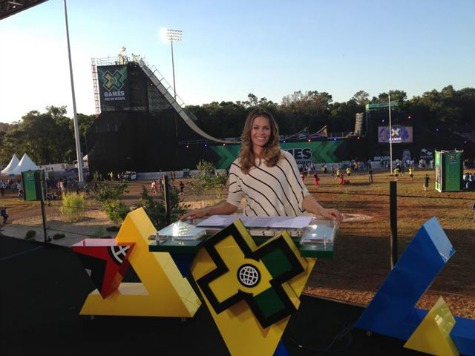 Breitbart Sports Interview with X Games Host Ramona Bruland