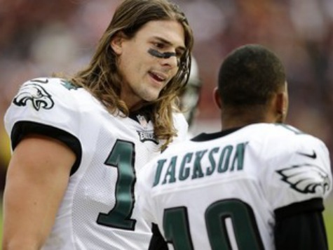 Eagles WR Riley Cooper Apologizes for N-Word Slur