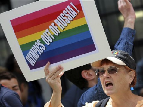 Athletes Banned from Gay Advocacy in Russia, Prayer in US