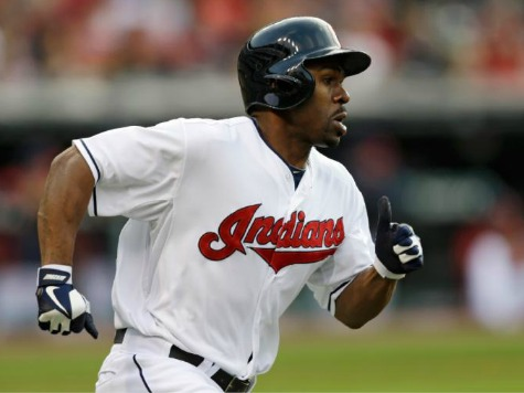 Bourn Runs Indians Into Playoff Position