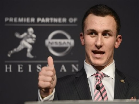 NCAA Investigating Manziel over Alleged Autograph Sales