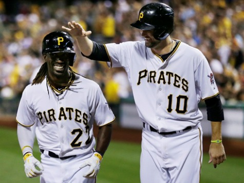 Pirates Clinch First Non-Losing Record in Two Decades