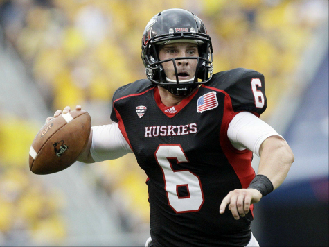 Unheralded Northern Illinois Mounting Heisman Campaign for Star QB