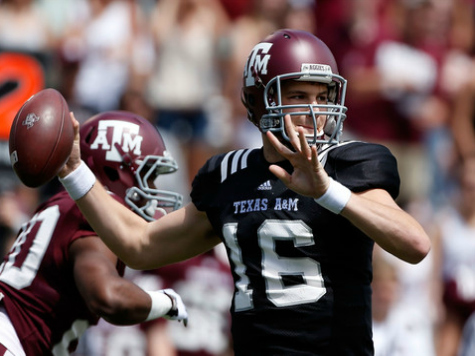 Brother of #2 Pick Could Start at QB for Aggies