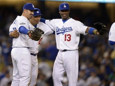 Dodgers Overcome 6-Run Deficit over Final 3 Innings to Down Rays