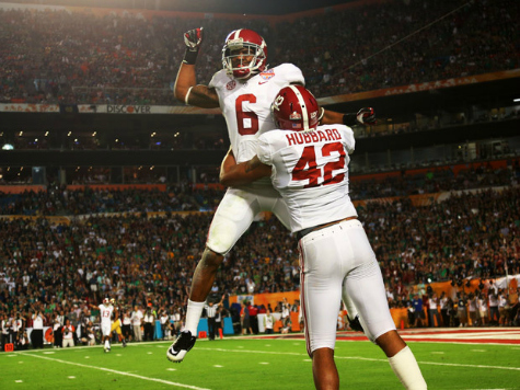 Top Bama DB Ha Ha Clinton-Dix Suspended Indefinitely