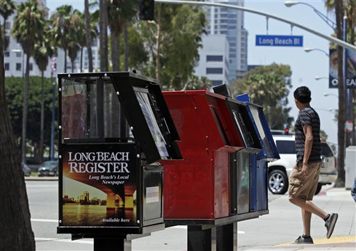 Despite odds, Calif. city becomes 2 newspaper town