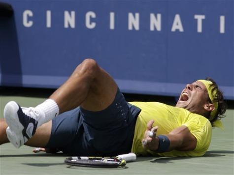 Nadal Wins 2013 Western & Southern Open