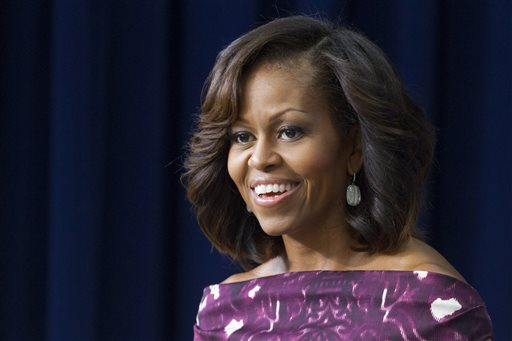 Michelle Obama to Promote 'Let's Move!' Campaign at US Open Kids' Day