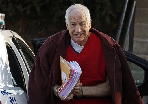Lawyer: 25 of 31 Sandusky Victims to Settle with Penn St.