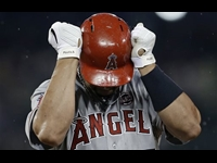 Angels Slugger Pujols Out for Year