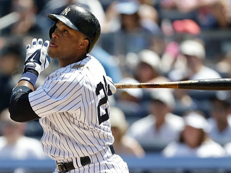 Yankees Rally to Sweep Jays