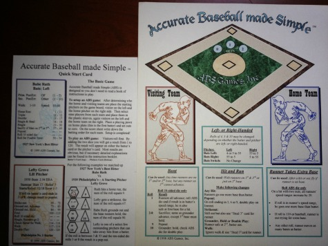 Baseball also lost Board Games to Lawsuits