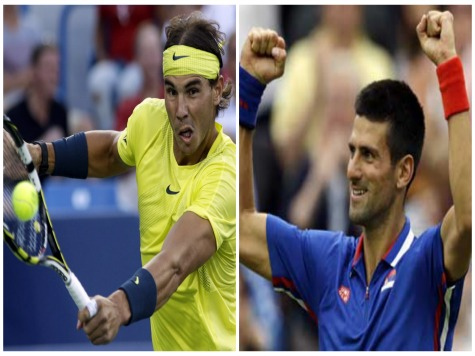US Open Men's Draw Sets Up Potential Djokovic-Nadal Final
