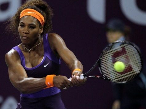 Williams Is Top Seed At US Open