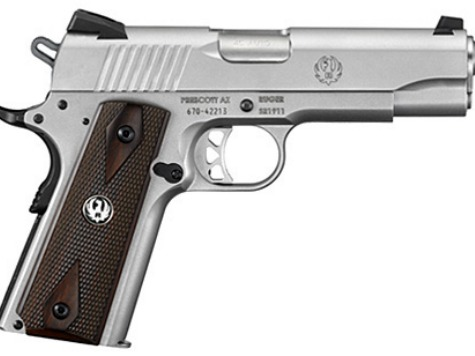 Ruger SR1911 Commander For Concealed Carry